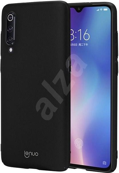 Lenuo Leshield na Xiaomi Mi 9 Black - Kryt na mobil