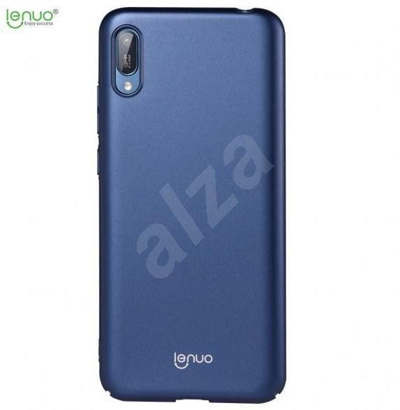 Lenuo Leshield pro Huawei Y6 / Y6 Prime (2019) Blue - Kryt na mobil