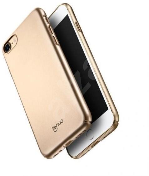 Lenuo Leshield na iPhone 8/7 Zlatá - Kryt na mobil
