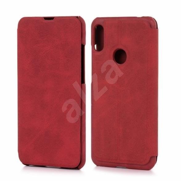 Lenuo LeDe na Huawei Y6 Prime (2019), červené - Pouzdro na mobilní telefon