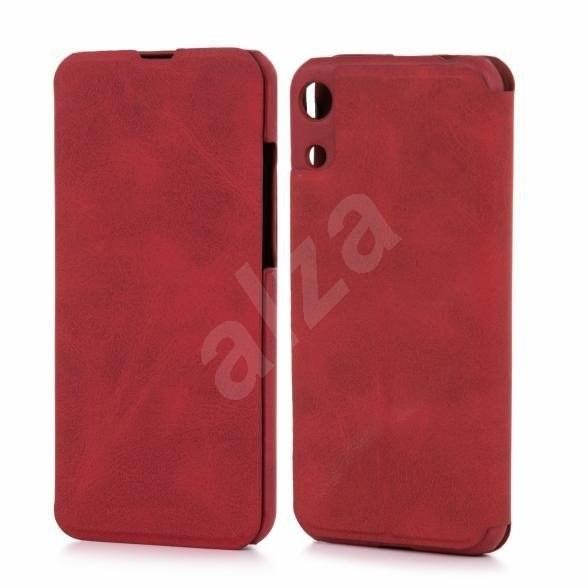 Lenuo LeDe na Honor 8A, červené - Pouzdro na mobilní telefon