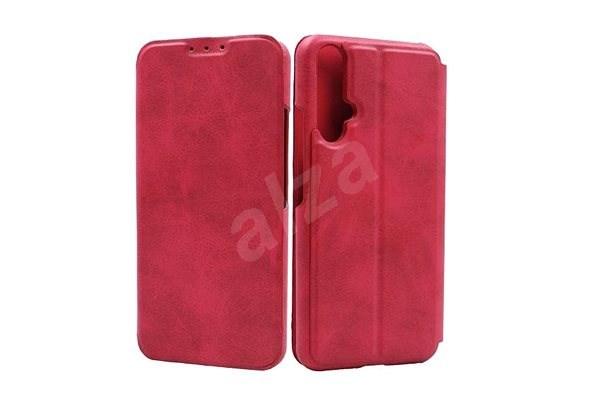 Lenuo Lede pro Honor 20/Huawei Nova 5T, červené - Pouzdro na mobilní telefon