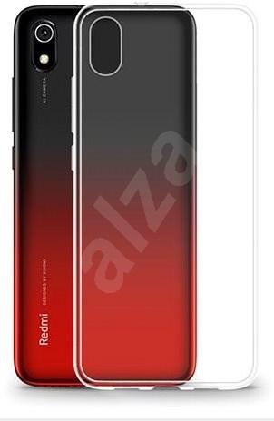Lenuo Transparent pro Xiaomi Redmi 7A - Kryt na mobil