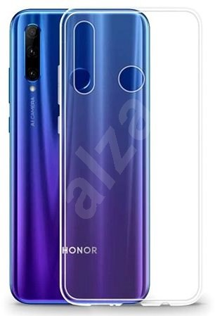 Lenuo Transparent pro Huawei P30 lite - Kryt na mobil