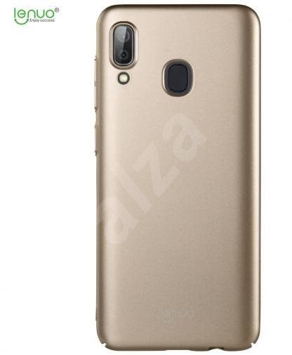 Lenuo Leshield pro Samsung Galaxy A30 Gold - Kryt na mobil