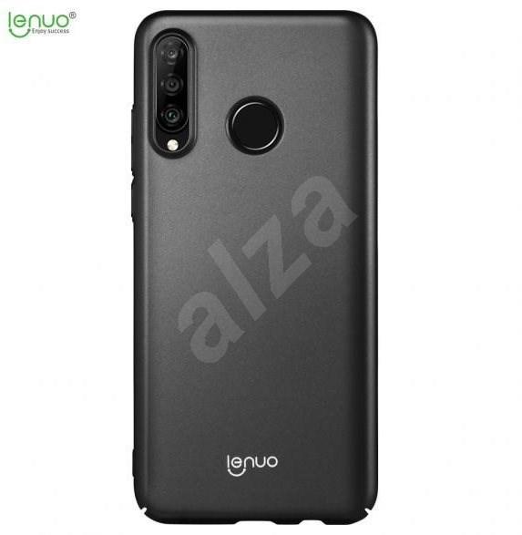 Lenuo Leshield pro Huawei P30 lite Black - Kryt na mobil