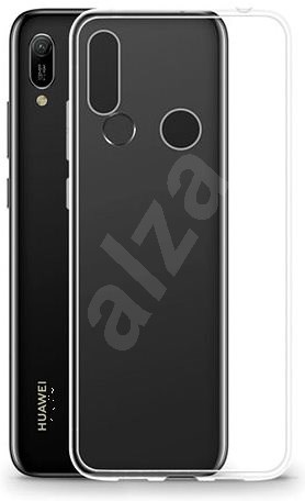 Lenuo Transparent pro Huawei Y6 / Y6 Prime 2019 - Kryt na mobil