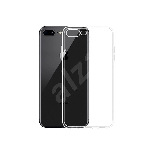 Lenuo Transparent pro iPhone 8 Plus/7 Plus - Kryt na mobil