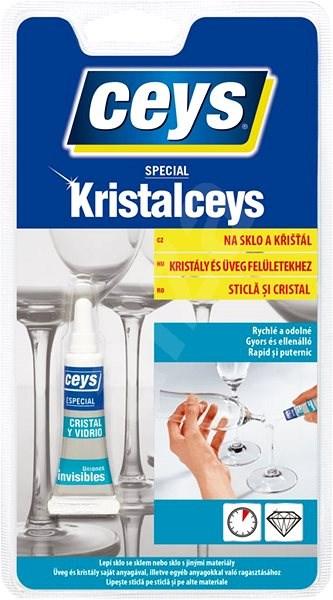 SPECIAL KRISTALCEYS na sklo a křišťál 3 g  - Lepidlo
