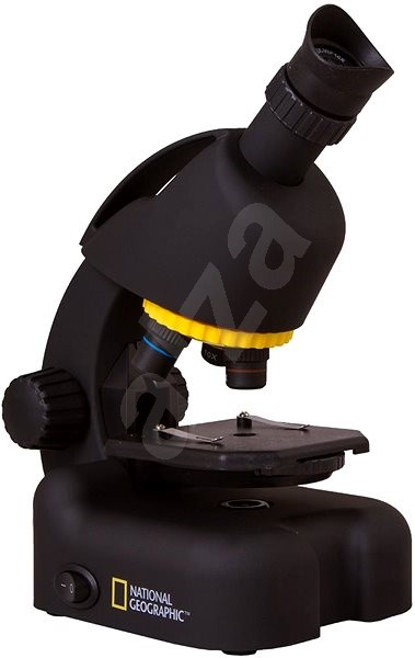 Bresser National Geographic 40–640x - Mikroskop