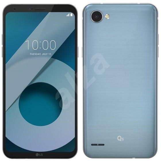 LG Q6 (M700A) Dual SIM 32GB platinum - Mobilní telefon  51be1b0f9e