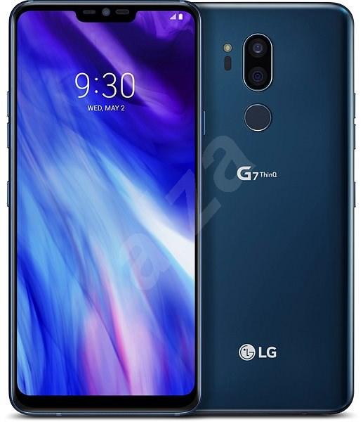 LG G7 - Mobilní telefon