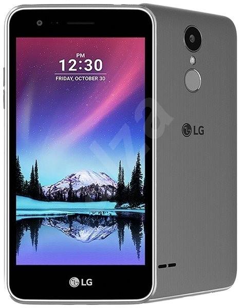 LG K4 2017 Titan - Mobilní telefon | Alza cz