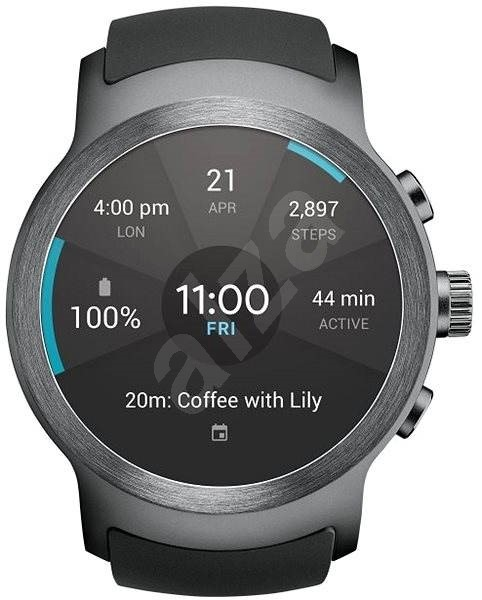 a8edf7d03 LG Watch Sport - Chytré hodinky | Alza.cz