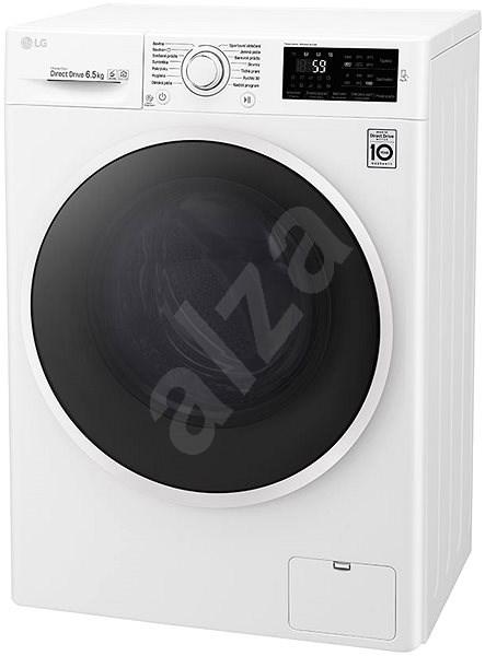 LG F60J6WN0W - Úzká pračka s předním plněním