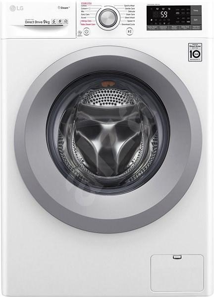 LG F4TURBO9S - Parní pračka