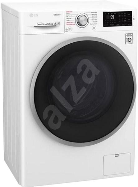 LG WD62J6WY1W  - Parní pračka