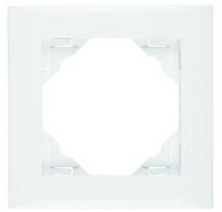 LOGUS90 1-rámeček, bílý - Rámeček