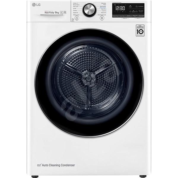 LG RC91V9AV2W - Sušička prádla