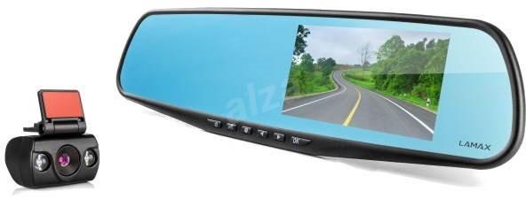 LAMAX Drive C5 Dual - Kamera do auta