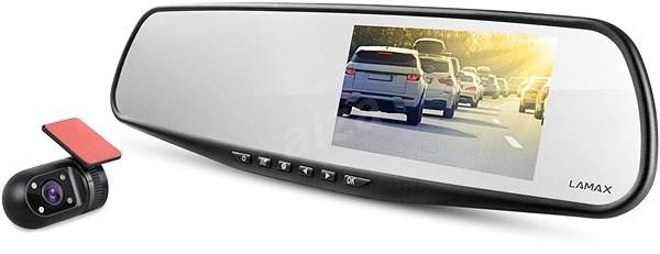 LAMAX S7 Dual - Kamera do auta