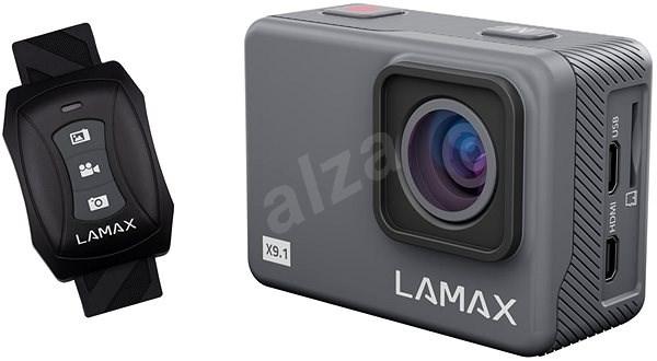 LAMAX X9.1 - Digitální kamera