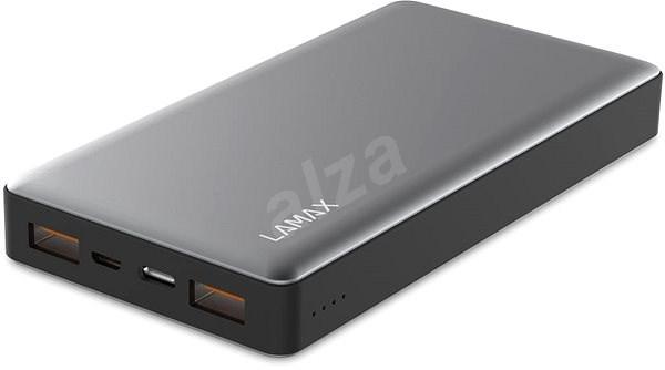 LAMAX 15000mAh Fast Charge - Powerbanka