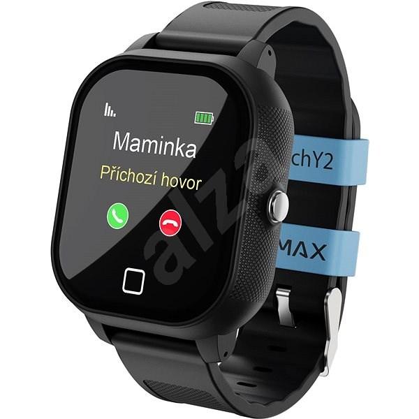 LAMAX WatchY2 Black - Smartwatch