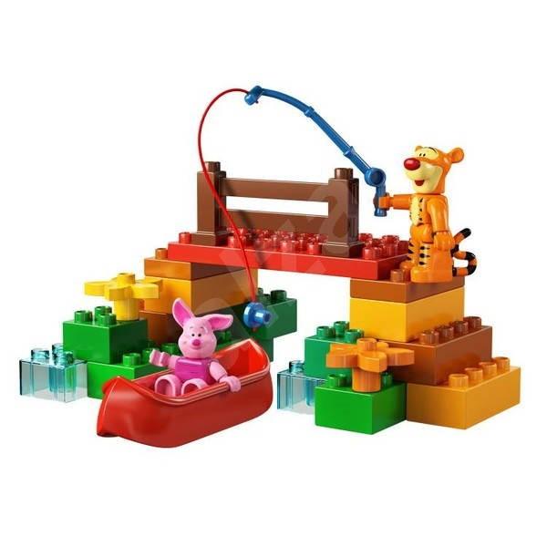 LEGO Duplo 5946 Medvídek Pú, Expedice s tygříkem - Stavebnice