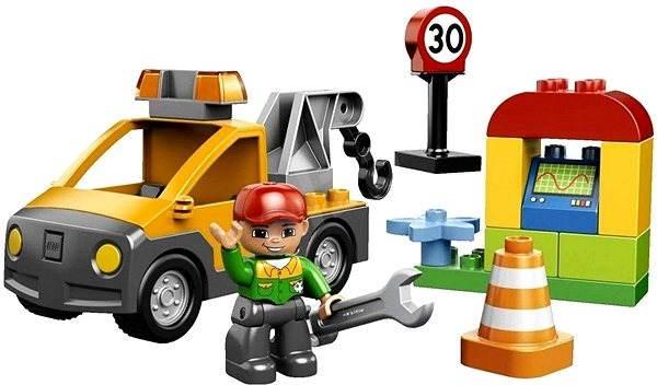 LEGO Duplo 6146 Odtahový vůz - Stavebnice