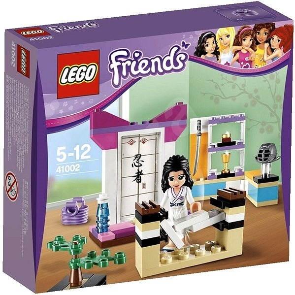 LEGO Friends 41002 Ema trénuje karate - Stavebnice