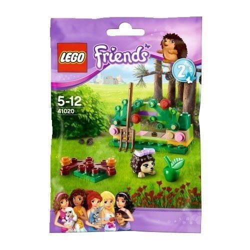 LEGO Friends 41020 Ježčí úkryt - Stavebnice
