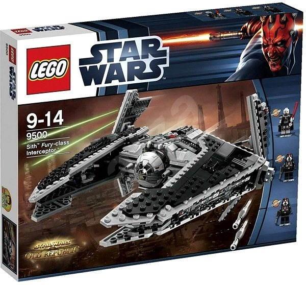 LEGO Star Wars 9500 Stíhací letoun Sithů - Stavebnice