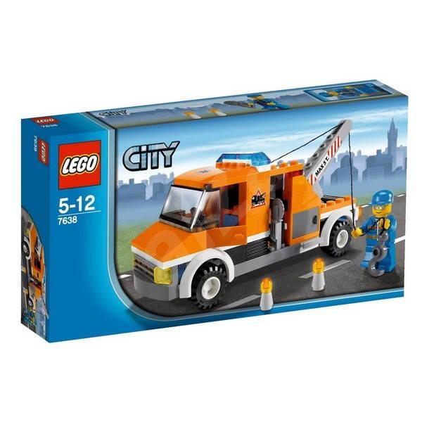 LEGO City 7638 Odtahový vůz - Stavebnice