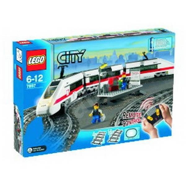 LEGO City Osobní vlak - Stavebnice