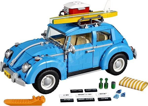 LEGO Creator Expert 10252 Volkswagen Brouk - LEGO stavebnice