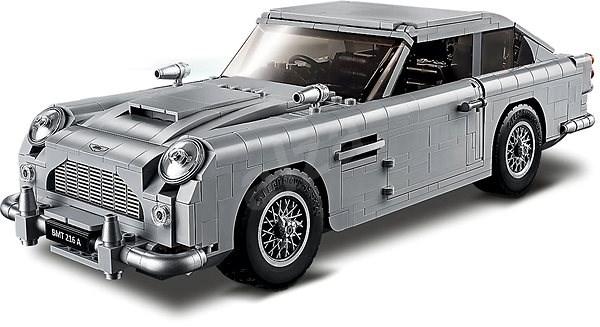 LEGO Creator Expert 10262 Bondův Aston Martin DB5 - LEGO stavebnice