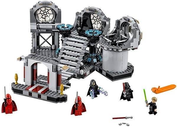 LEGO Star Wars 75093 Konečný souboj Hvězdy smrti - Stavebnice