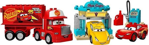 LEGO DUPLO Cars TM 10846 Kavárna Flo - Stavebnice