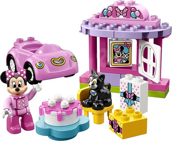 LEGO DUPLO 10873 Minnie a narozeninová oslava - LEGO stavebnice