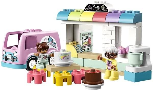 LEGO DUPLO Town 10928 Bakery - LEGO Building Kit
