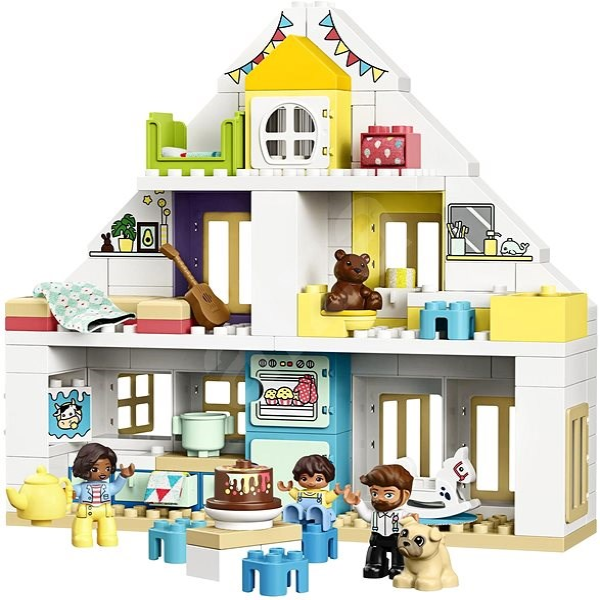 LEGO DUPLO Town 10929 Modular Playhouse - LEGO Building Kit