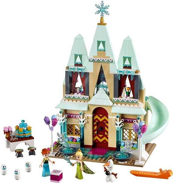 LEGO Disney Princess 41068 Oslava na hradě Arendelle - Stavebnice