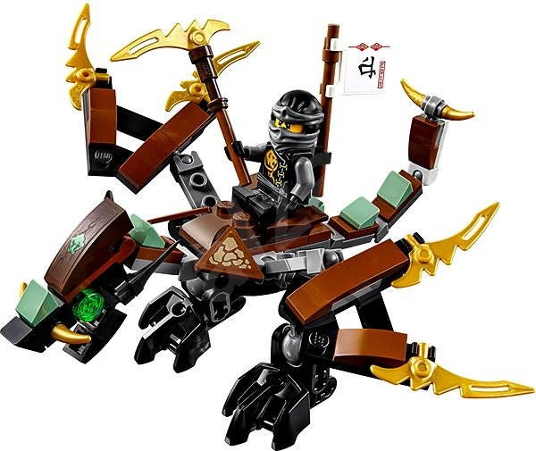 LEGO Ninjago 70599 Coleův drak - Stavebnice