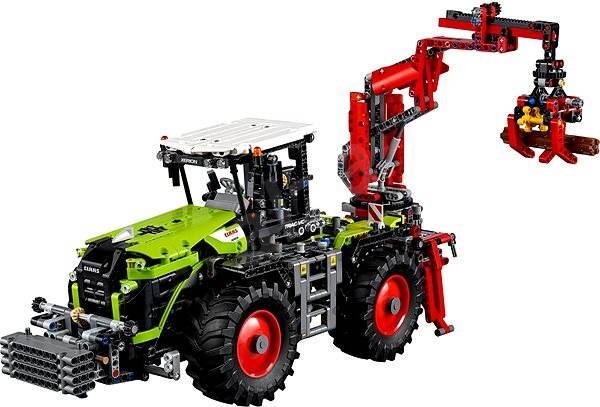 LEGO Technic 42054 CLAAS XERION 5000 TRAC VC - Stavebnice