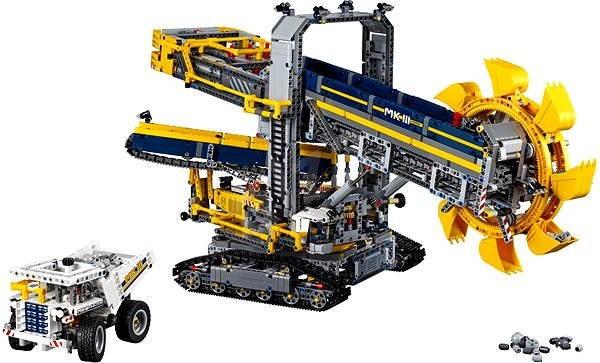 LEGO Technic 42055 Těžební rypadlo - Stavebnice