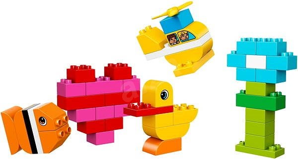 LEGO DUPLO My First 10848 Moje první kostky - Stavebnice