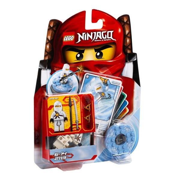 LEGO Ninjago 2113 Zane - Stavebnice
