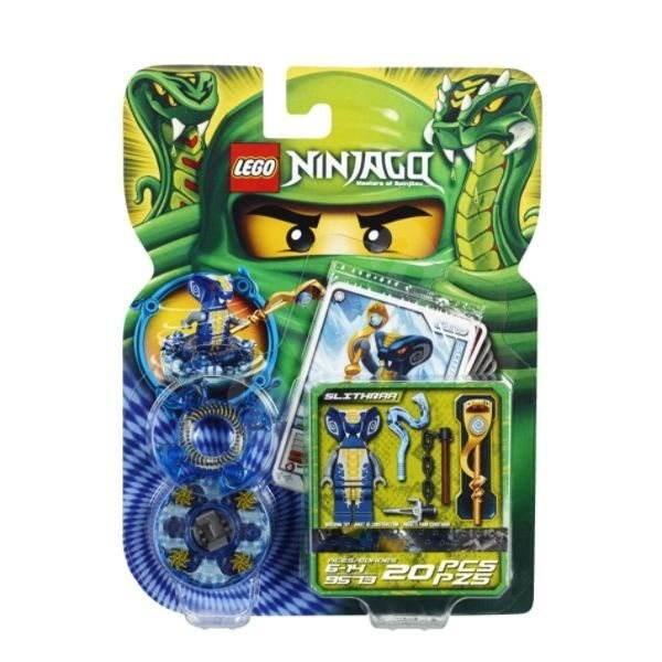LEGO Ninjago 9573 Slithraa - Stavebnice