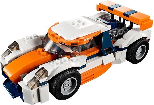 LEGO Creator 31089 Závodní model Sunset - LEGO stavebnice